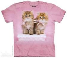 Mädchen-Tops, - T-Shirts aus 100% Baumwolle Größe 164