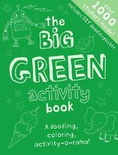 The Big Green Activity Book (Paperback or Softback)