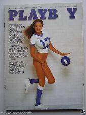 Playboy D, 11/1979, Cher, Renate Lünsmann, Picassos erotische Phantasien