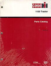 "Case/Ih 1120 Tractor Parts Manual ""New"" Rac 8-7610"