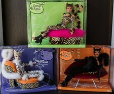 LOUNGE KITTIES Collection - Barbie NRFB Brand New / Complete 2003/2004
