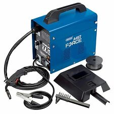 Draper Tools / Workshop / Garage 90A Gasless Turbo Mig Welder - 32728