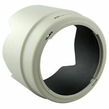 JJC White Petal Tulip Lens Hood for Canon 70-200mm F4L IS USM Replace Canon ET74