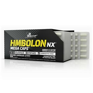 OLIMP HMBolon NX 300 Capsules HMB AAKG TCM, LEAN MUSCLE MASS BUILDER