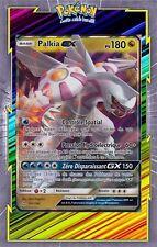 Palkia GX - SL05:Ultra Prisme - 101/156 - Carte Pokemon Neuve Française