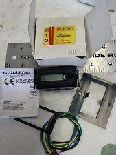 new TRUMETER 7110DINAS,E135458, RS COMPONENTS COUNTER 7110DINAS-RS 292-6702,CV