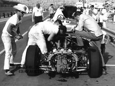 AC Cobra - Dan Gurney paddock 1963 12 Hours of Sebring - AC Cobra - Shelby Cobra