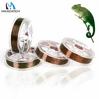 Maxcatch Chameleon Invisible Tippet 50M 2X-5X Fly Fishing Leader/Tippet Material