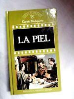 La Piel Curzio Malaparte Colección Novelas De Cine Orbis Libro 1987