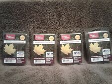 New !!! 4 Packs of Better Homes Wax  Cubes.  Scent  :  Sugared Maple & Evergreen