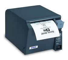 Stampante Termica Scontrini Epson TM-T70II USB POWERED-USB c31cd38024b0 GRIGIO