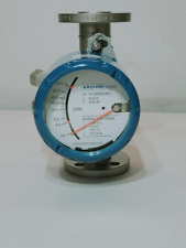 Krohne 1 Stainless Steel Variable Area Flow Meter H250rrm40eskk2 Ex