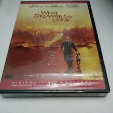 What Dreams May Come Oop Dvd Robin Williams 1998 New Factory Sealed movie film