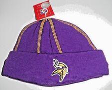 Minnesota Vikings Beanie Toque Knit Hat NWT Reebok