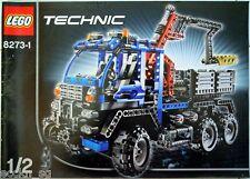 LEGO TECHNIC Traffic 8273 Off Road Truck