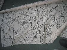 LARSEN / COLEFAX & FOWLER 'WINTERTREE II' VOILE 164 cm CREAM SHEER NET CUTAWAY