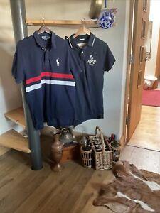 Mens Designer Polo Shirt Bundle XL - XXL