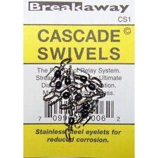 Breakaway Cascade Swivels, Sea Fishing, Rig Components