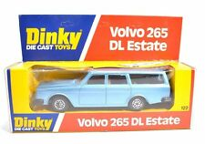 VINTAGE DINKY Volvo 265 DL Estate Wagon w/BOX #122 Made in England NOS