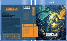 Godzilla MonsterVerse Collection - Custom Blu-ray Cover W/ Empty Case (No Discs)