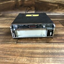 Vintage 8 Track Car Stereo Eight Track Player 1970s Untested Parts Only