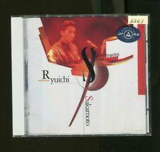 Ryuichi Sakamoto  Soundtracks Best of Ryuichi Sakamoto [CD] LIKE NEW