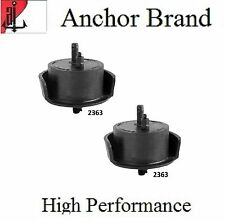 2 PCS FRONT LEFT & RIGHT MOTOR MOUNT For 1971-1973 Ford PINTO 1.6L & 2.0L