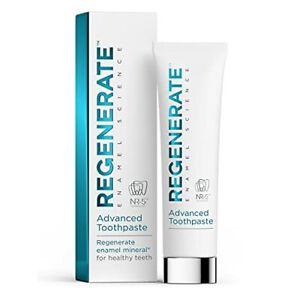 Regenerate Dentifrice Expert - Cliniquement prouvé - Régénère le minéral de l'ém