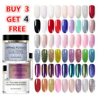 BORN PRETTY Glitter Dipping Powder Nail Art Dip System Liquid Polish Starter Kit