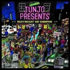 Henry ' Junjo ' Lawes - Junjo presenta Heavyweight du NUEVO CD