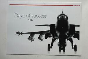 SAAB Gripen Foto Kalender 2007 Days of success