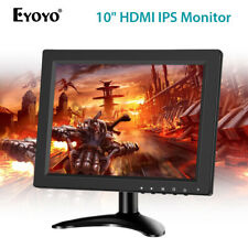 "9.7"" Display Screen IPS 4:3 HDMI Monitor 1024x768 BNC HDMI VGA AV for CCTV PC TV"