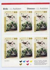 CANADA BK292 SC2040 MNH FV$4.80 LINCOLN'S SPARROW J.J. AUDUBON