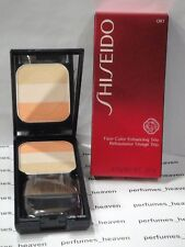 Shiseido Face Color Enhancing Trio Or1 New With Box