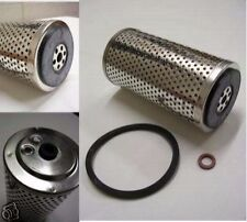 PEUGEOT 404 metalic oil filters (2 pieces) NEW RECENTLY MADE