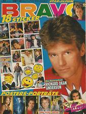 Bravo-Heft Nr.20 aus dem Jahr 1989 / Mac Gyver /  Top