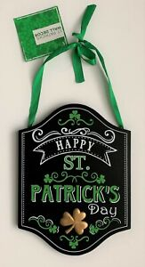 CHOOSE your DESIGN Wall Decor St Patrick's Day & Luck of the Irish Signs