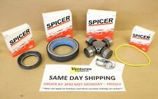 OUTER AXLE SHAFT SEAL GREASABLE U JOINT KIT FORD EXCURSION SUPER DUTY DANA 50