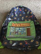 Bob's Burger Store Front Backpack New Linda Louise Gene Tina