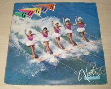 GO-GO'S VACATION ALBUM 1982 I.R.S. RECORDS SP70031 INCLUDES LYRICS