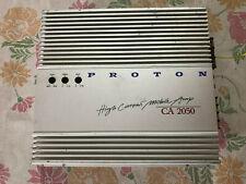 AMPLIFICATORE PER AUTO - PROTON CA 2050 - 50W
