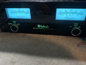 McIntosh MC 162 Power Amplifier