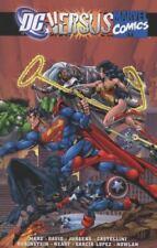 DC Versus Marvel Comics by Peter David, Ron Marz and DC Comics Staff (2007, Trade Paperback)