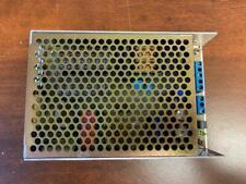 *IDEC PS3E-D24 POWER SUPPLY INPUT 100-240VAC 1.15A 50-60HZ OUTPUT 24V-2.4A*
