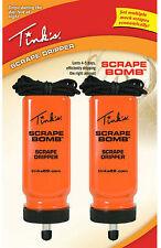 Tinks Scrape Bomb Scrape Dripper 2 Pack