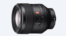 Sony Fe 85mm f1, 4 GM E-Mount G Master SEL85F14GM Full-Frame