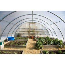 Farm Plastic Supply 4 Year Clear Greenhouse Film 6 mil Thickness (25'W x 50'L)