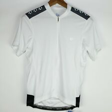 Pearl Izumi Cycling Jersey Men Sz S SELECT Quest White Bicycle Gear Bike  Top NEW c0fe5e639