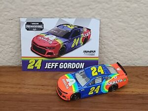2020 #24 Jeff Gordon Axalta iRacing North Wilkesboro Wave 8 1/64 NASCAR Loose