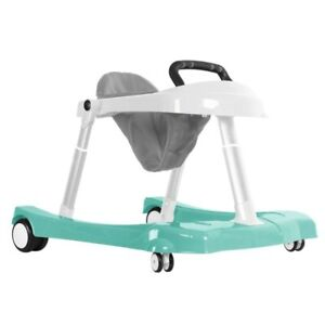 Baby Walker Anti-rollover 6/7-18 Month Old Baby Pushing Can Be Folded Popular